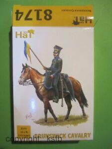 1-72-HaeT-8174-Napoleon-Deutschland-Braunschweig-Kavallerie-Brunswick-cavalry