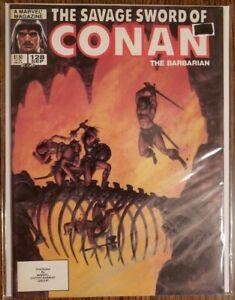 JORGENSEN ART THE SAVAGE SWORD OF CONAN #177 ~ FN//VF 1990 MARVEL COMICS ~ M.J