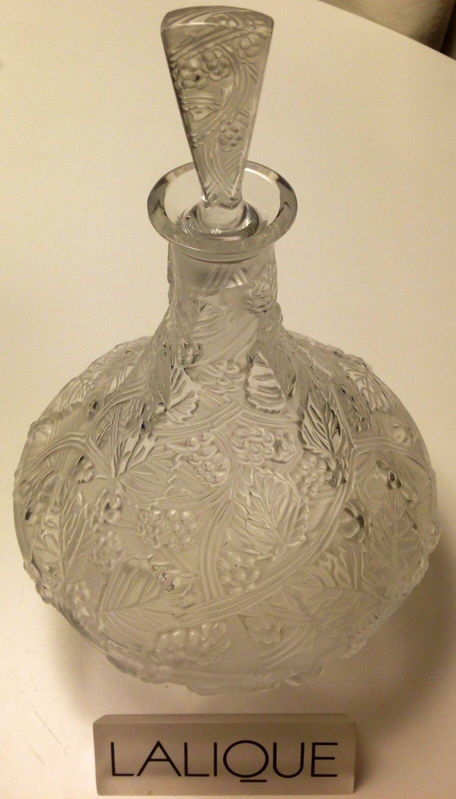 Jarra Mures - Decantador Mures - Jarra Mures - Botella Mures - Lalique