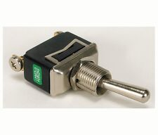 DAYTON POWER FIRST Toggle Switch, SPST, 2 Conn., Momentary Off - 2VLT1