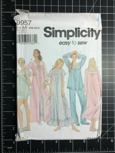 Sewing Patterns Pajamas