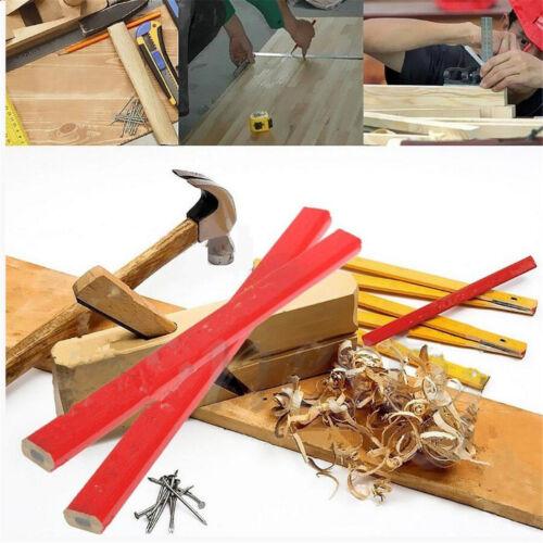 Zimmermann Bleistift Zimmerei Bleistift Groß Joiner Woodwork Builder Klempner C9