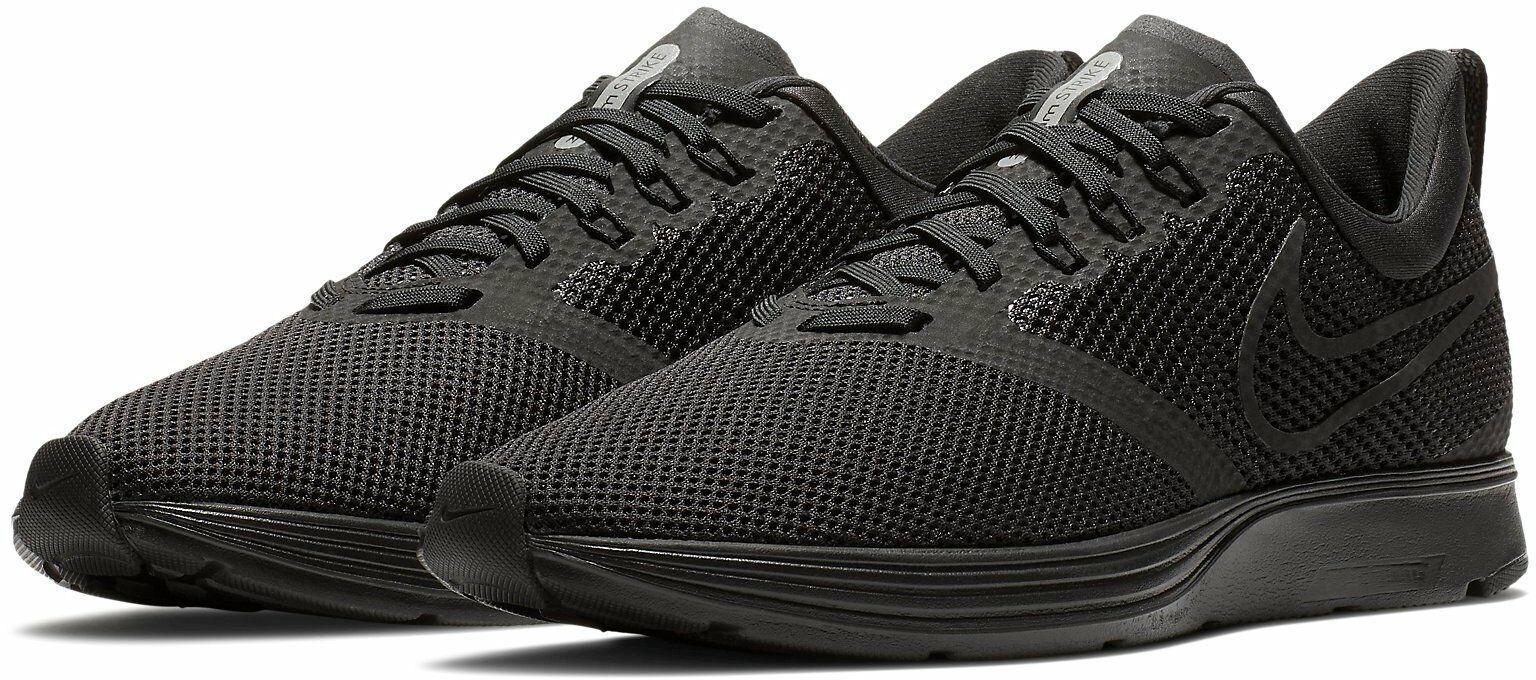 gli uomini uomini uomini sono nike zoom sciopero delle scarpe da corsa nero totale sz 11,5 aj0189 010 | diversità  | Uomo/Donna Scarpa  4b358d