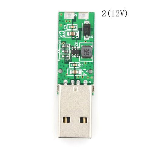 5V USB Input to 12V Output DC-DC Step Up Boost Power Supply Converter ModuTSH/_sg
