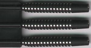 Steel Tip BLACKOUT Darts 85% Tungsten: 22grams: 1 set: With Flights & Shafts
