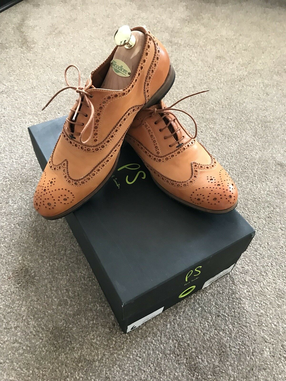 Paul Smith Brogues Size 6
