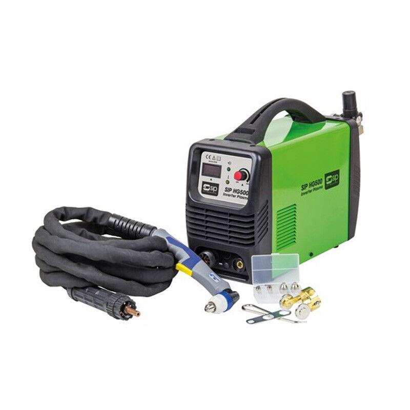 SIP 05787 HG500 InGrüner Plasma Cutter 230V