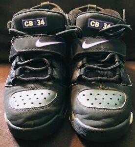 Image Is Loading Nike Air CB 34 OG Godzilla Barkley Black