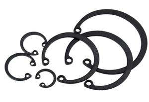 New 2pcs  72mm Retaining Ring Internal Circlip Snap Ring