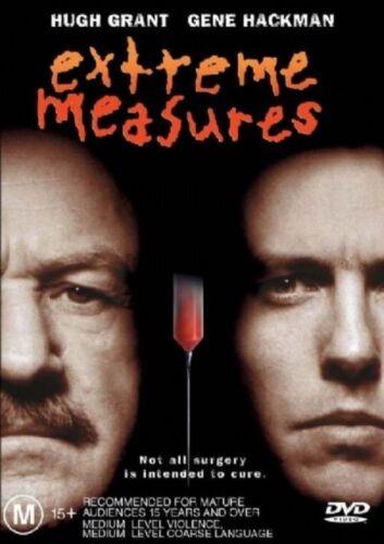 1 of 1 - EXTREME MEASURES..HUGH GRANT..GENE HACKMAN..REG 4..NEW & SEALED  dvd208