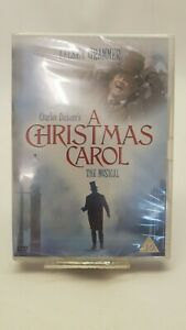 A Christmas Carol The Musical DVD New & Sealed with Slipcase Kelsey Grammer | eBay