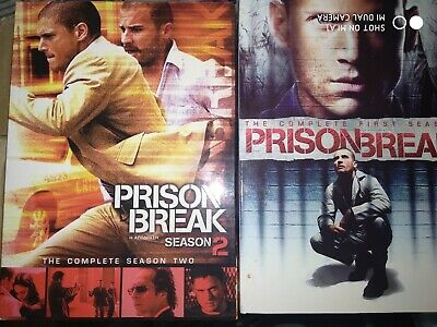 Dvd Prison Break Ebay