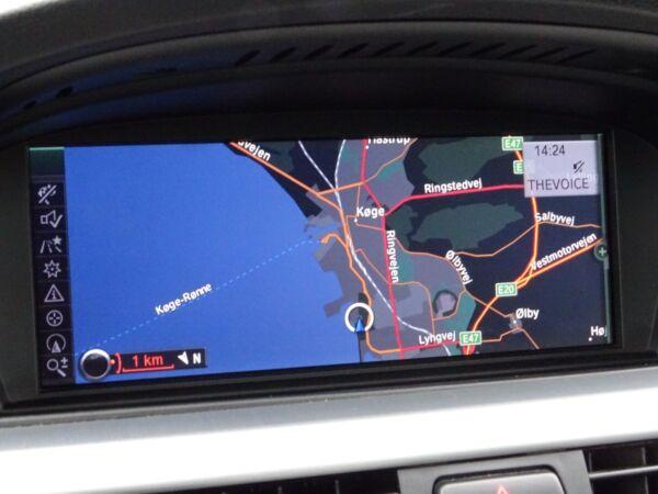 BMW 320d 2,0 Touring Steptr. billede 8