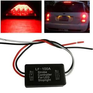 Flash Strobe Flasher Controller Module For LED Third Brake