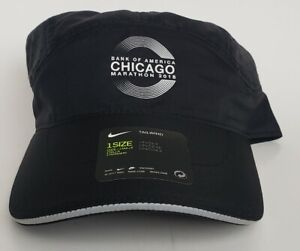 587b0fafaa07e Image is loading Nike-Bank-Of-America-Chicago-Marathon-2018-Aerobill-