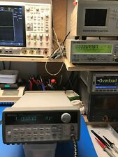 Agilent33120a Function Arbitrary Waveform Generator 15 Mhz Tested Us36037620