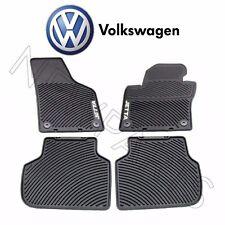 VW Polo 7 2g 2017 onwards Genuine Floor Mats Rubber Mats Front Rear Rubber Floor Mats