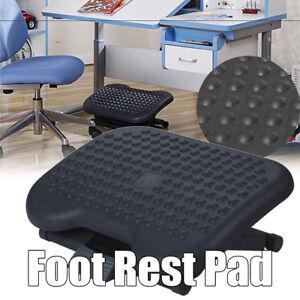 Adjule Tilting Footrest Under Desk