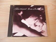 CD Steve Winwood - Back in the high life - 1986 incl. Higher love