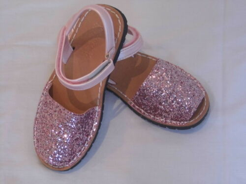 Little Star Spanish Shoes Girls real Menorcan Spanish Sandals
