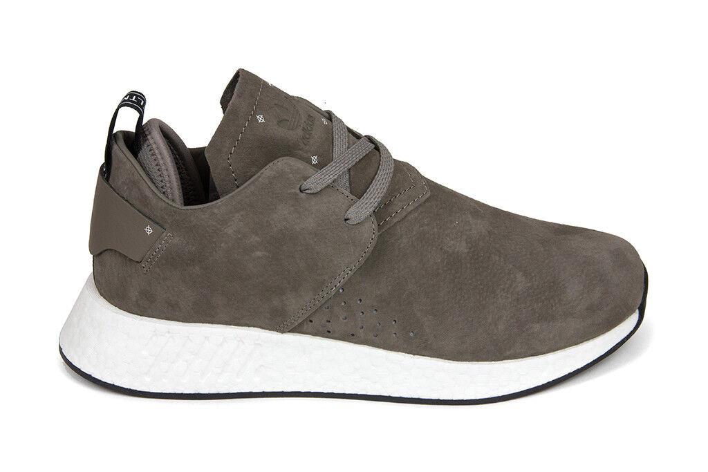 Adidas Originals NMD_C2 in Marron/Core Noir BY9913