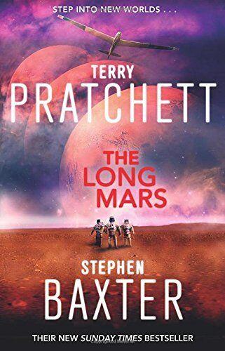1 of 1 - The Long Mars: (Long Earth 3),Stephen Baxter, Terry Pratchett- 9780552169356