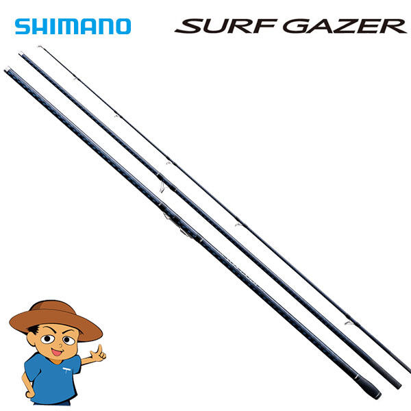Shimano rod SURF GAZER 405DX 13'2