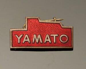 Japan-Japanese-Battleship-Yamato-Vintage-Japan-Pin-Badge