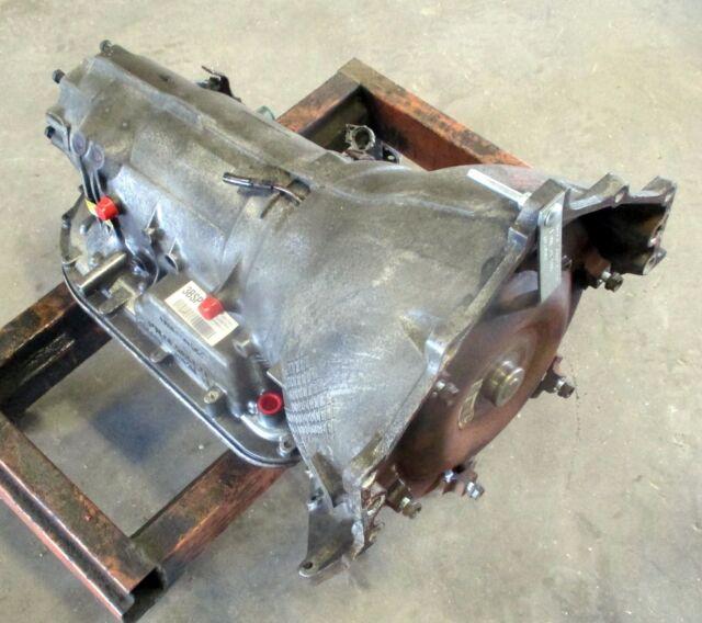 99 to 06 Chevy Silverado GMC Sierra 4L80E 4WD Automatic Transmission 6.0 Engine