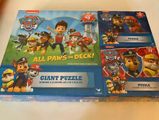 ALL PAWS ON DECK POSTER 22x34 NICKELODEON TV 14438 PAW PATROL