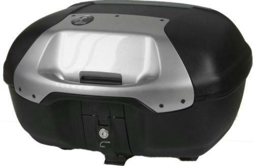 plata platina maleta Top-case hepco /& Becker Journey TC 42 color