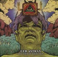 1 von 1 - LED ASTRAY - Decades Of Addiction - CD - 162054
