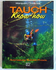 Buch (n) - TAUCH KNOW-HOW - Marquart / Thallmair
