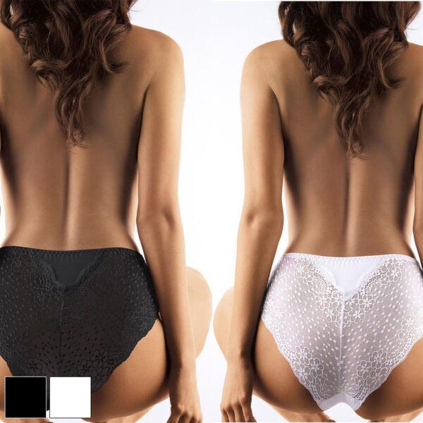 MOLTICO Damen Unterhose Push Up Sexy Slips Panty Spitze Unterwäsche S – XXL BL57