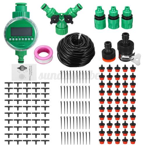 15//25//30//40//50m Automatisch Bewässerungssystem Micro Bewässerung Mit Wasser Time