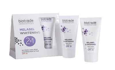 MELABEL WHITENING HAND CREAM SPF30 *50ml by Biotrade