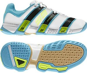 Détails sur Chaussure ADIDAS STABIL OPTIFIT XJ speedcut T: 33 blanc UK 1 neuf U42216