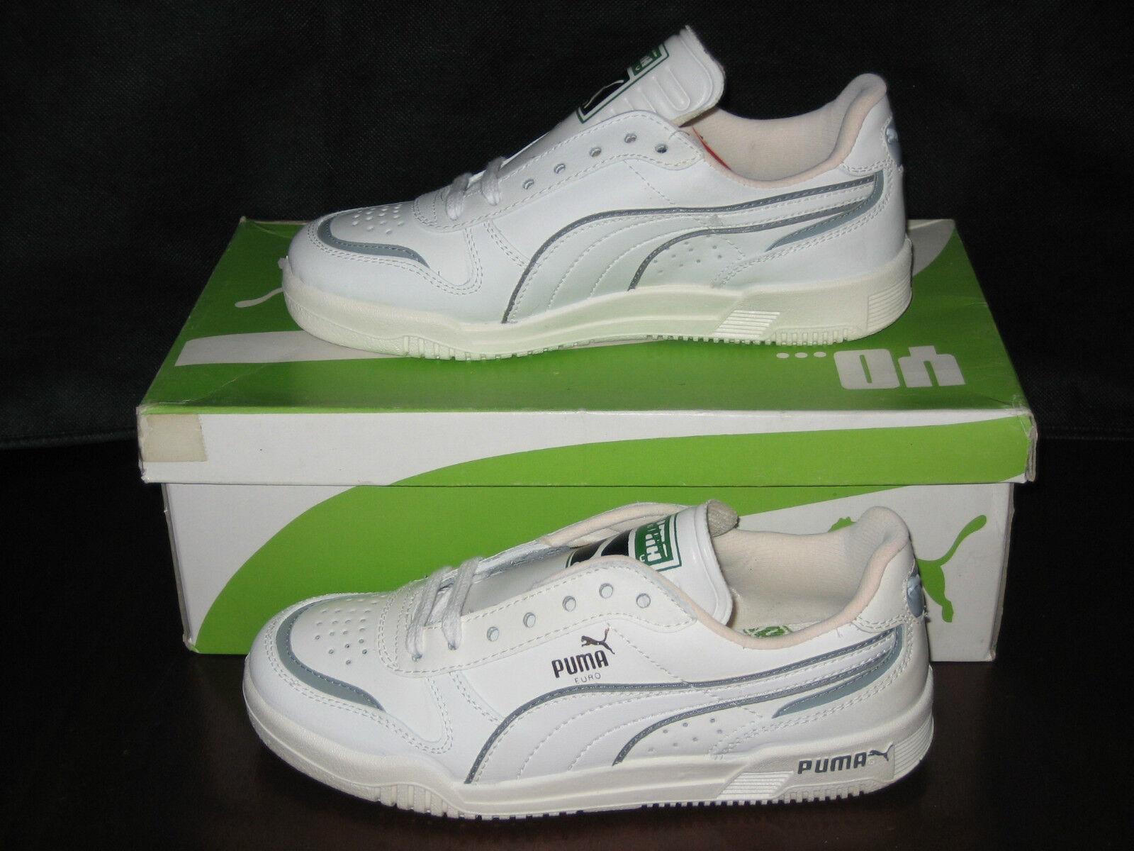 ... Puma Euro 80s EURO 35 NIB NOS vintage vintage vintage ORIGINAL scarpe da  ginnastica fenty creeper ... 20d7e73ec12
