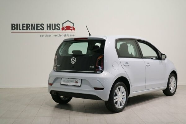VW Up! 1,0 TSi 90 High Up! BMT - billede 1
