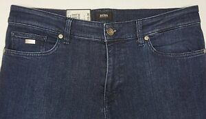 NWT-135-HUGO-BOSS-BLUE-JEANS-Regular-Fit-Mens-34-36-38-40-Maine3-50302187-422
