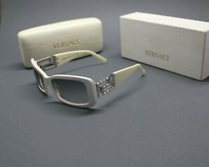 Versace-glasses-Authentic-mod-4111-b-Sunglasses-with-Swarovski-crystals-Women-039-s