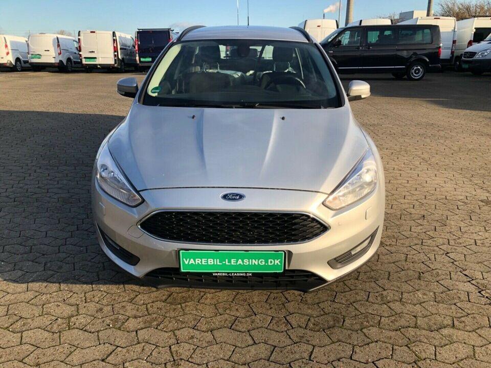 Ford Focus 1,5 TDCi 120 Trend stc. Van Diesel modelår 2016