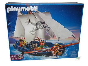 Boote PLAYMOBIL® Piratenschiff 5810 Playmobil