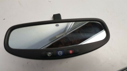 2010 Camaro SS Rearview Mirror with On Star Rear View 13503048