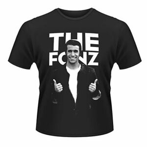Happy-Days-Tv-Show-039-039-The-Fonz-039-039-New-Officially-Licensed-Various-Sizes-T-Shirt