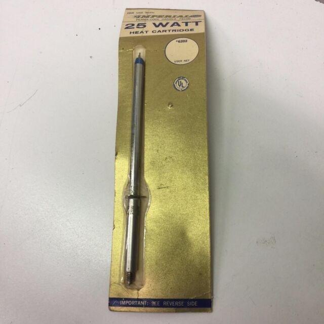 Ungar 6206 Imperial  Heat Cartridge 15 WATT 615 to 745 degree
