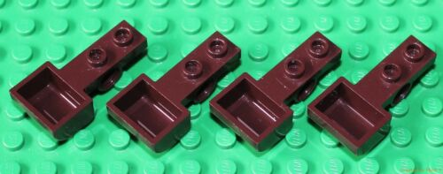 Lego 4x Dark Brown Catapult NEW!!! 88289