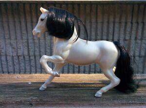 Real Vintage 1984 SHE-RA Catra Horse SILVER STORM Mattel Toy Figure POP MOTU