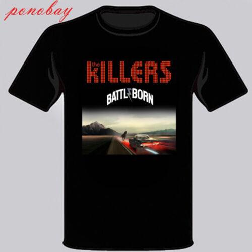 New The Killers Battleborn Rock Band Men/'s Black T-Shirt Size S M L XL 2XL 3XL
