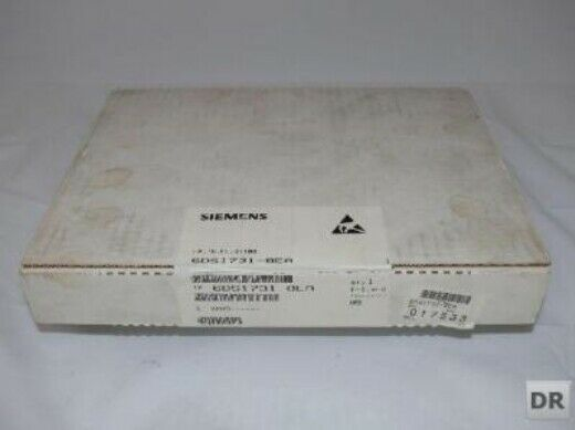 New Siemens Teleperm 6DS1731-8EA/6DS 1731-8EA E :0 5